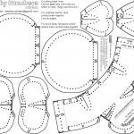 Sketch Doll Pattern